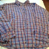 Men's Lg. Tall American Eagle Plaid Flannel  Photo