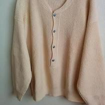 Men's Medium Button Down Medium Sweater Photo