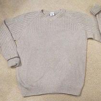 Men's Medium Columbia v-Neck Cotton Sweater Photo