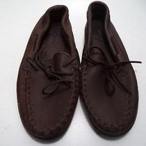 Men's Minnetonka Moccasin Driving Moccasins Size 9 Photo