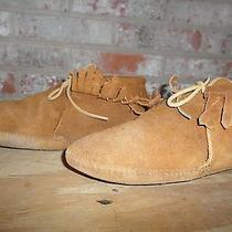 Men's Minnetonka Moccasins  Size 11 Photo