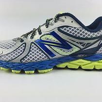 Men's New Balance 870 V3 Athletic Running Shoes Size 8.5 Blue White Silver Nwob Photo