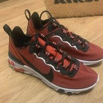 Men's Nike Element 55 Size 7 Atlanta Falcons Photo