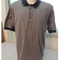 Men's Nike Short Sleeve Polo Golf Shirt Size Large Photo