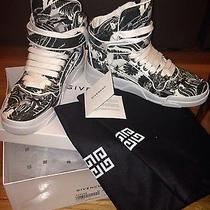 Men's Paisley Givenchy Sneakers Photo