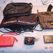 Men''s Personal Items Shaving Kit Bag Backpack Fossil Under Armour and More  Photo