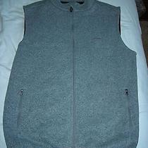 Men's Peter Millar Warmth Element4  100% Polyester Full Zip Vest Photo