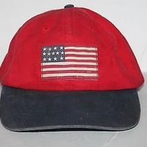 Men's Polo Ralph Lauren Usa Flag Hat  Hat Baseball Photo