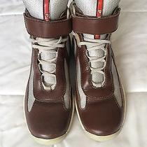 Men's Prada Sneakers Photo