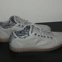 Men's Puma Alexander Mcqueen Step Lo Marble Size 12 Grey Black Gum Sole Photo