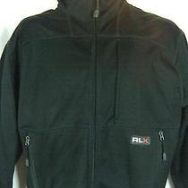 Men's Ralph Lauren Rlx Polyester Zip Front Light Jacket Size Small Biking Runnin Photo
