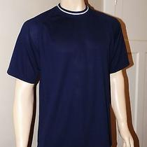 Men's Reebok Stylerbsk111503 S/s Soccer Shirt United Kingdom Flag Union Sizelg Photo