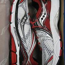 Men's Saucony Triumph 11 - Size 11.5 - Color White/red Photo
