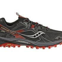 Men's Saucony Xodus 5.0 Gore Tex Trail Running Shoes Photo