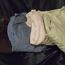 Men's Shirts-Lot of 4-Mix and Match-Dress/casual-Express Izod Gap & More-Look Photo