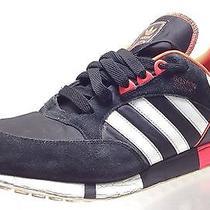 Men's Shoes Adidas Boston Super Athletic Black Neon Pink Sneakers Size 11.5m Photo