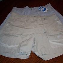 Men's Shorts Size 36 Columbia  Pr. New With Tags Other Pre Owned Photo
