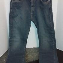 Men's Size 34/30 Blue Jeans by Levi Strauss Px14 Photo