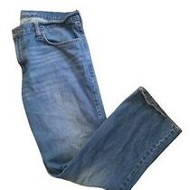 Men's Size 40 X 32 Old Navy Boot Cut Jeans Photo