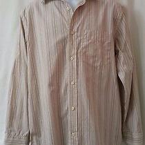 Men's Size M Casual Dress Shirt by Banana Republic Button Down Long Sleeves  Photo