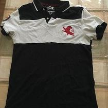 Men's Small Express Fitted Polo Shirt Photo