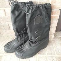 Men's Sorel Snow Boots-Size 11 Photo