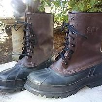 Men's Sorel Workboots / Snow Boots  Photo