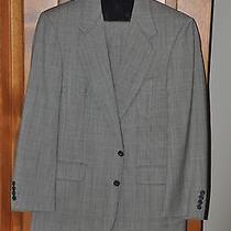 Men's Suit Photo