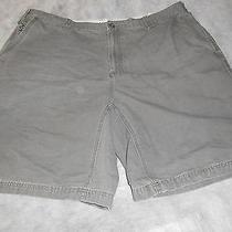 Men's Sz 42 Columbia Gray Outdoor Style Shorts  Photo