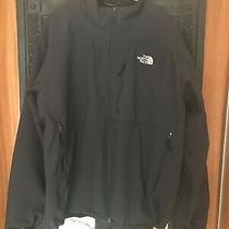 Men's the North Face Tnfapex Black Fleece Lined Jacket Xxl Photo