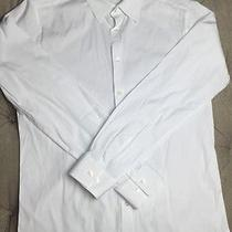 Men's Theory Trim Fit Solid Sport Shirt Photo