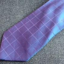 Men's Tie Burton Purple Photo