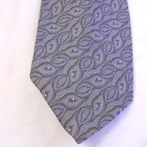 Men's Tie  -  Giorgio Armani Cravatte - 100% Pure Silk  -  Made in Italy Photo