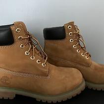 Mens Timberland Boots Sz 8  Photo