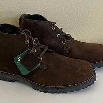Mens Timberland Brown Suede Boots Size 8m (Store Display Item) Photo
