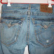 Men's True Religion Billy Big T  Flap Pockets  Row-30 Seat-33 Photo