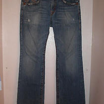 Men's True Religion Billy Big T  Flap Pockets  Row-36 Seat-34 Photo