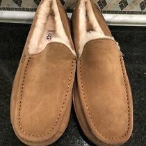 Men's Ugg Chestnut Ascot Slippers- Size 11- 1101110 Photo