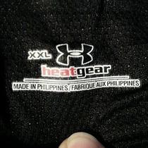 Men's Under Armour Heat Gear Xxl Running Shorts Photo
