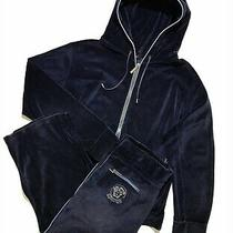 Mens Versace Velor Tracksuit With Jellyfish on the Back Size 54  Photo