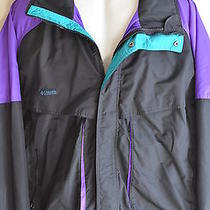 Men's Vintage Columbia Outdoor Ski Jacket Nice Sz Xl Photo