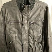Men's Vintage Express  Jacket Size M  100% Polyurethane Photo