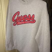 Men's Vintage Guess Crewneck/sweatshirt  Size L Photo
