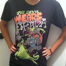 Men's Women's Unisex Rare Devil Wears Prada Tee T- Shirt Tee Xs X- Small Photo