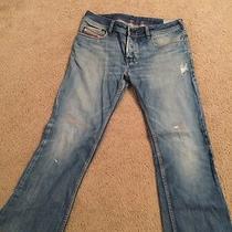 Men's Zathan Diesel Jeans 31x28 Photo