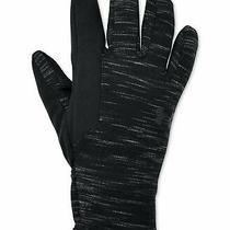Men Under Armour Storm Elements Fleece Touchscreen Winter Glove Black L Nwt Photo