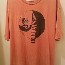 Men Volcom Graphic Shirt Xxl Photo