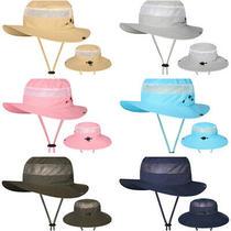 Men Women Outdoor Fisherman Hat Summer Breathable Sun Protection Quick Dry Cap Photo
