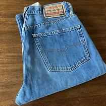 Mena Diesel Jeans Sz 30 X 30 Straight Great Cond Photo