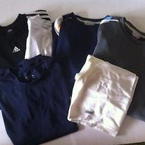 Mens Activewear Lot Adidas Bike Reebok M L Xl Photo